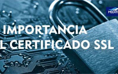¿Tu web no tiene el Certificado SSL?