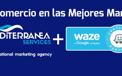 Mediterranea Services ya está en Waze la nueva red social de conductores, ¿y tú, a qué esperas?